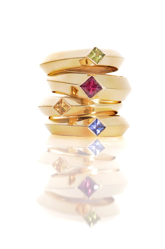 Julia Behrends - Argyll Collection - Rings